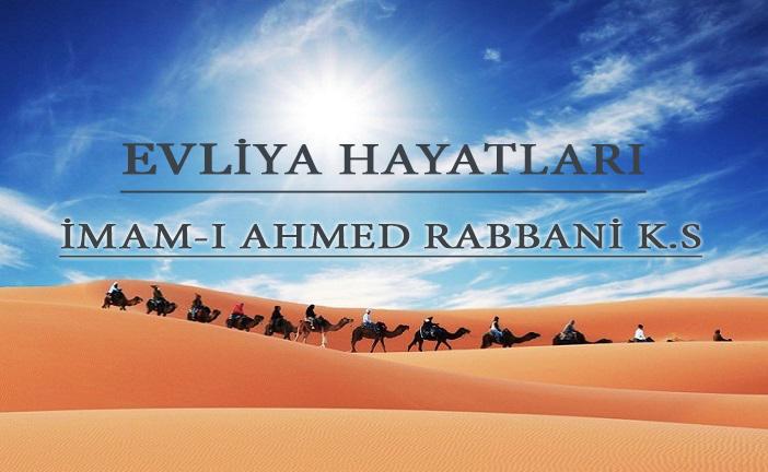 İMAM-I AHMED RABBANİ K.S